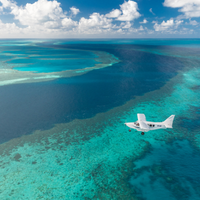 heart reef scenic flight
