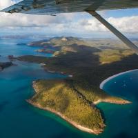 whitsunday scenic flight