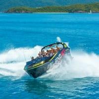 island jet boating