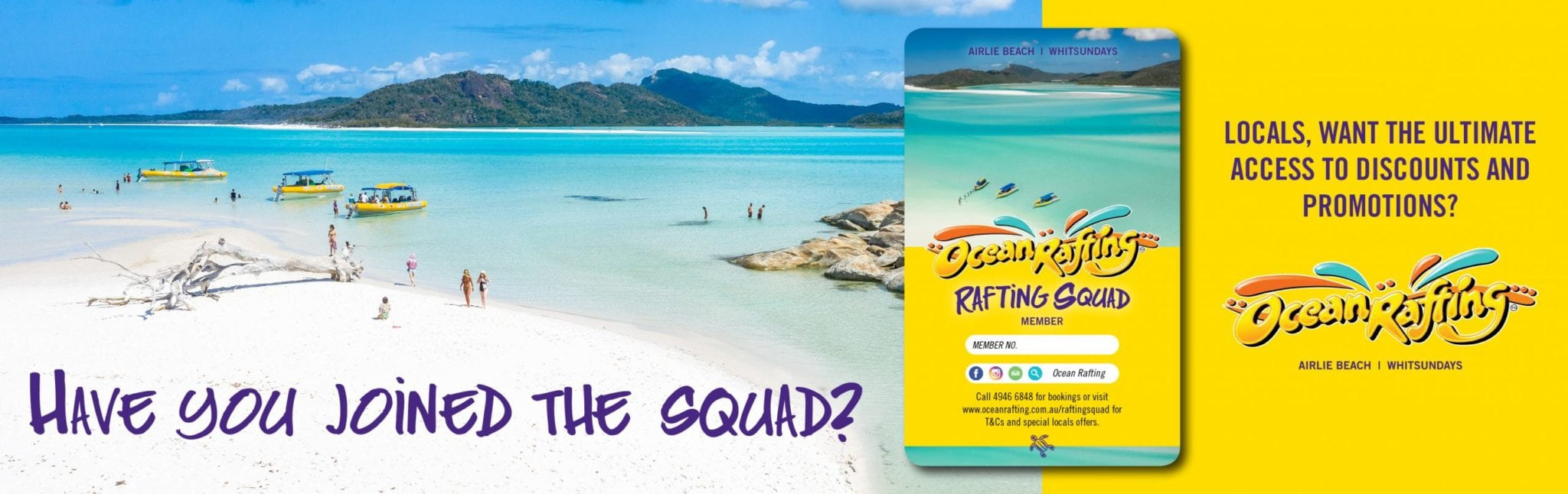rafting squad