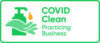 This business is Covid Clean